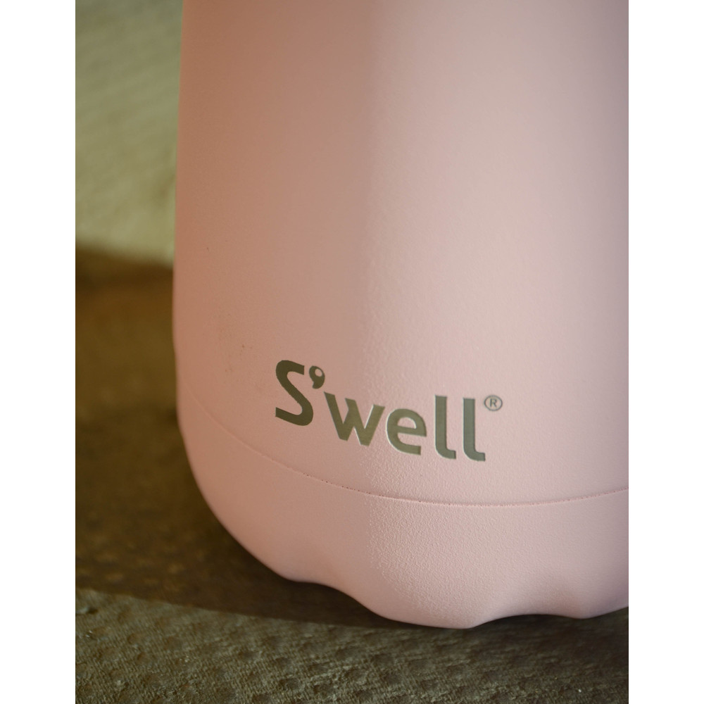 Swell Traveller Flask Pink Topaz