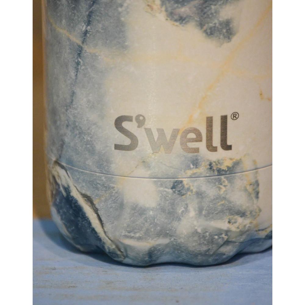Swell Elements Bottle Flask Blue Granite