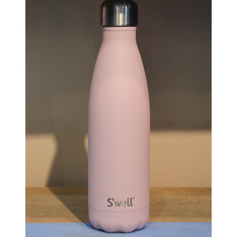 Swell Stone Bottle Flask Pink Topaz