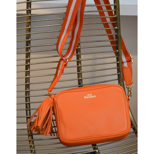 Lullo Rua Cross Body bag Blazing Orange