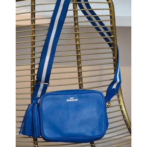 Lullo Rua Cross Body bag Sodalite Blue