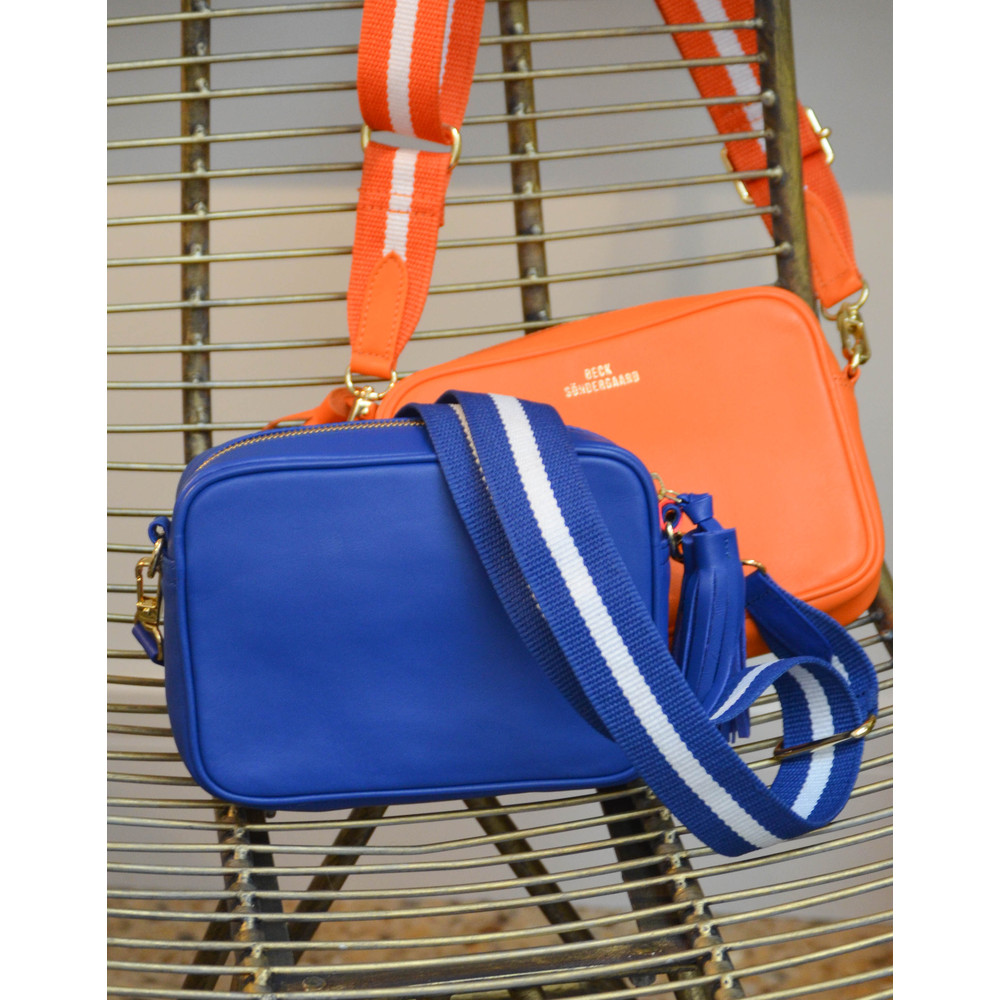 Beck Sondergaard Lullo Rua Cross Body bag Sodalite Blue