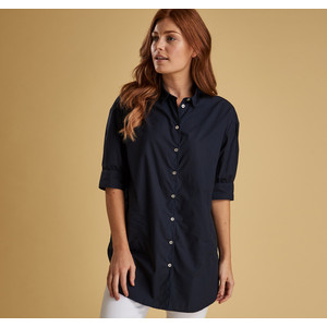 Barbour Allanton Shirt Navy