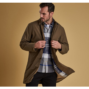 Barbour Trent Jacket Clay