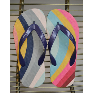 Eva Swirl Disc Flop Multicolour
