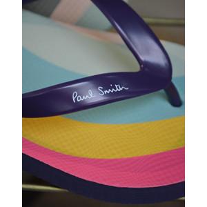 Paul Smith Shoes Eva Swirl Disc Flop Multicolour