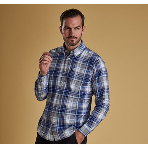 Oxford Check 3 Shirt-Tailored Blue/Multi