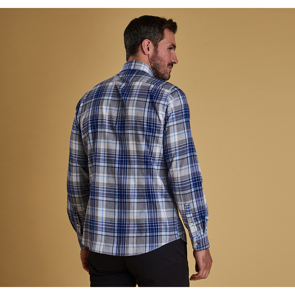 Barbour Oxford Check 3 Shirt-Tailored Blue/Multi