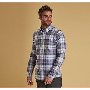 Oxford Check 2 Shirt-Tailored White/Multi