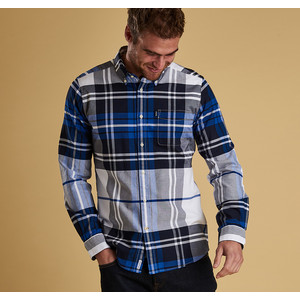 Highland 2 Shirt - Tailored Electric Blue