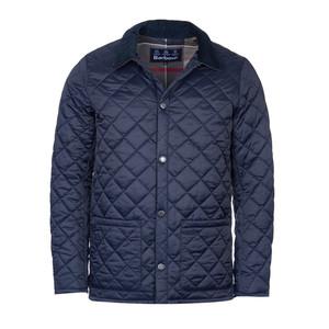 Pembroke Quilt Jacket Navy