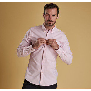 Oxford 2 Tailored Fit Shirt Soft Pink