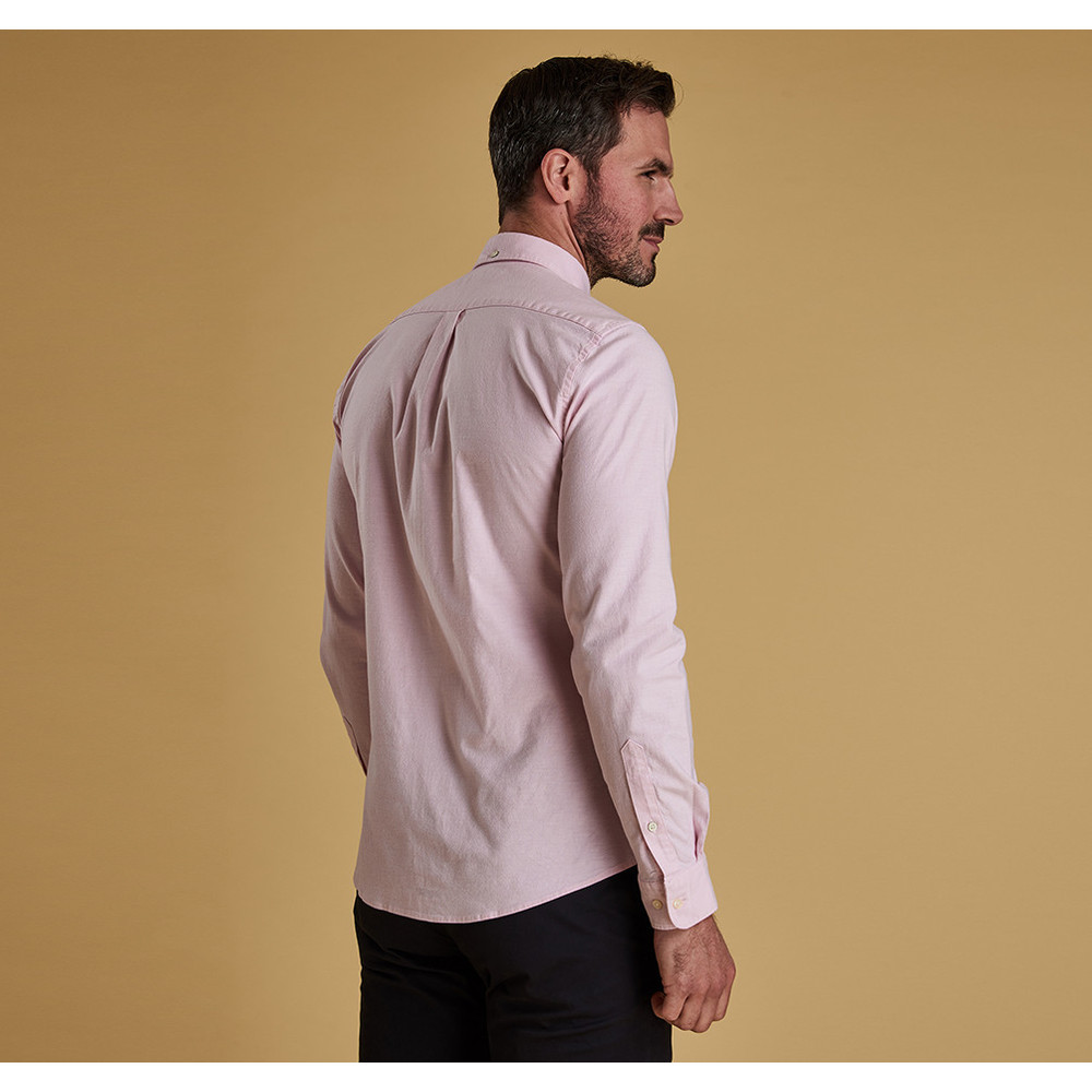 Barbour Oxford 2 Tailored Fit Shirt Soft Pink