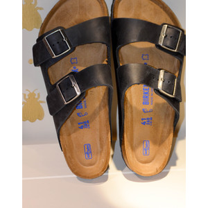 Birkenstock Arizona Oiled Black