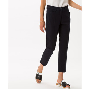 Mara Slim Fit Trousers Navy