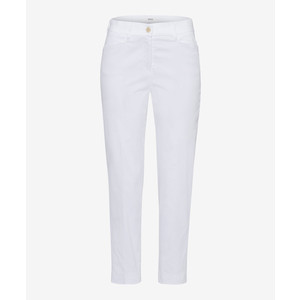Mara Trousers White