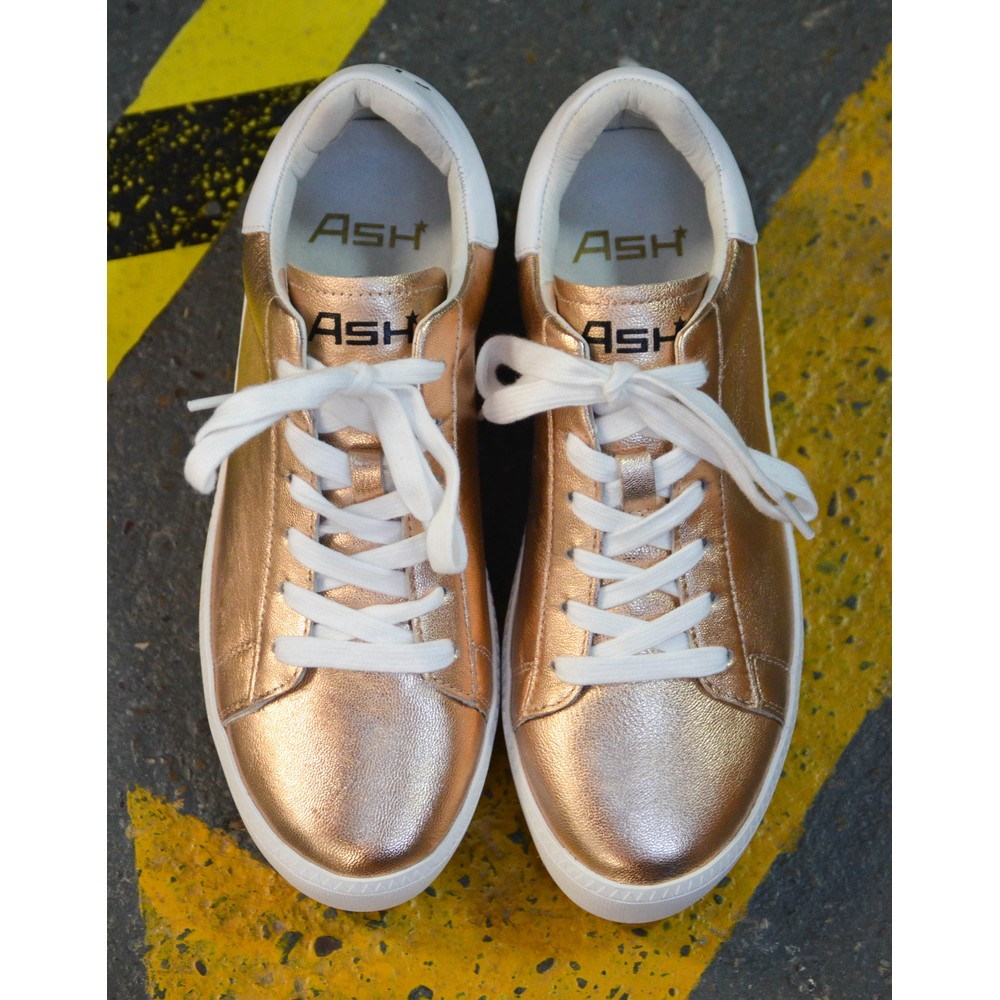 Ash Cult Metallic Trainer Metallic