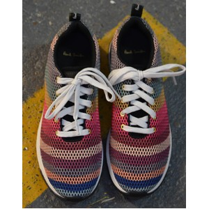 Paul Smith Shoes Rappid Swirl Trainer Swirl