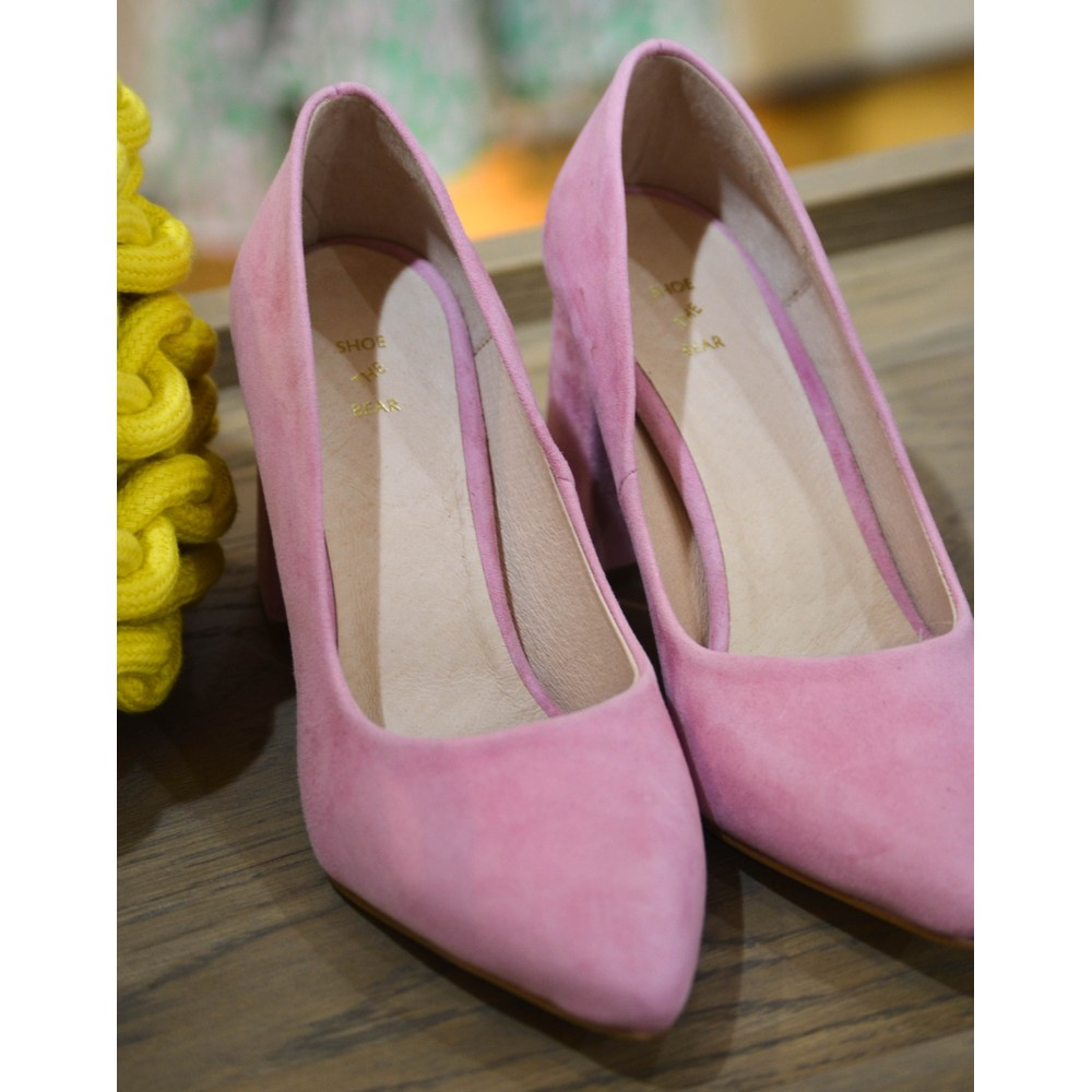 Shoe The Bear Jane Pointed Shoe Light Pink