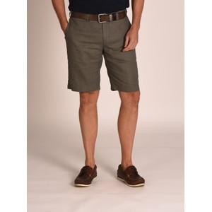 Schoffel Country Linen Shorts Khaki