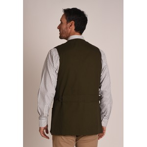 Schoffel Country All Season Shooting Vest-M Dark Olive