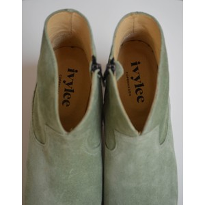 Ivylee Wilma Ankle Boot Mint Green