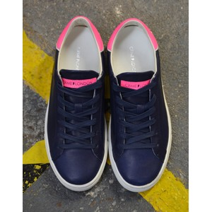 Beat Trainer Navy/Neon Pink