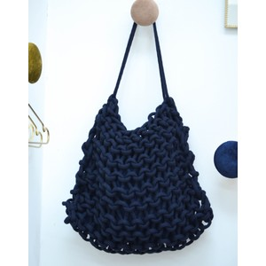 Alienina Vivi Shoulder Bag Navy