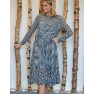 Cilje Long Sleeve Long Dress Skyway