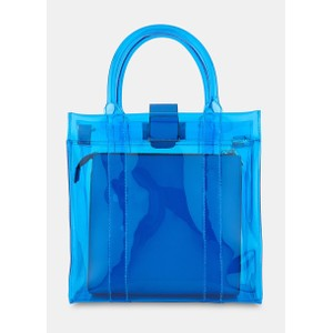 Essentiel Antwerp Smooch Transparent Bag Prussian Blue