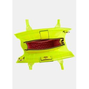 Essentiel Antwerp Smooch Transparent Bag Yellow