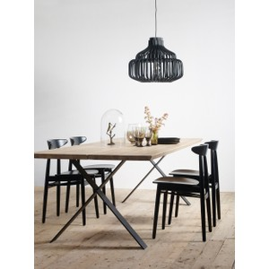 Endless Pendant Light Black