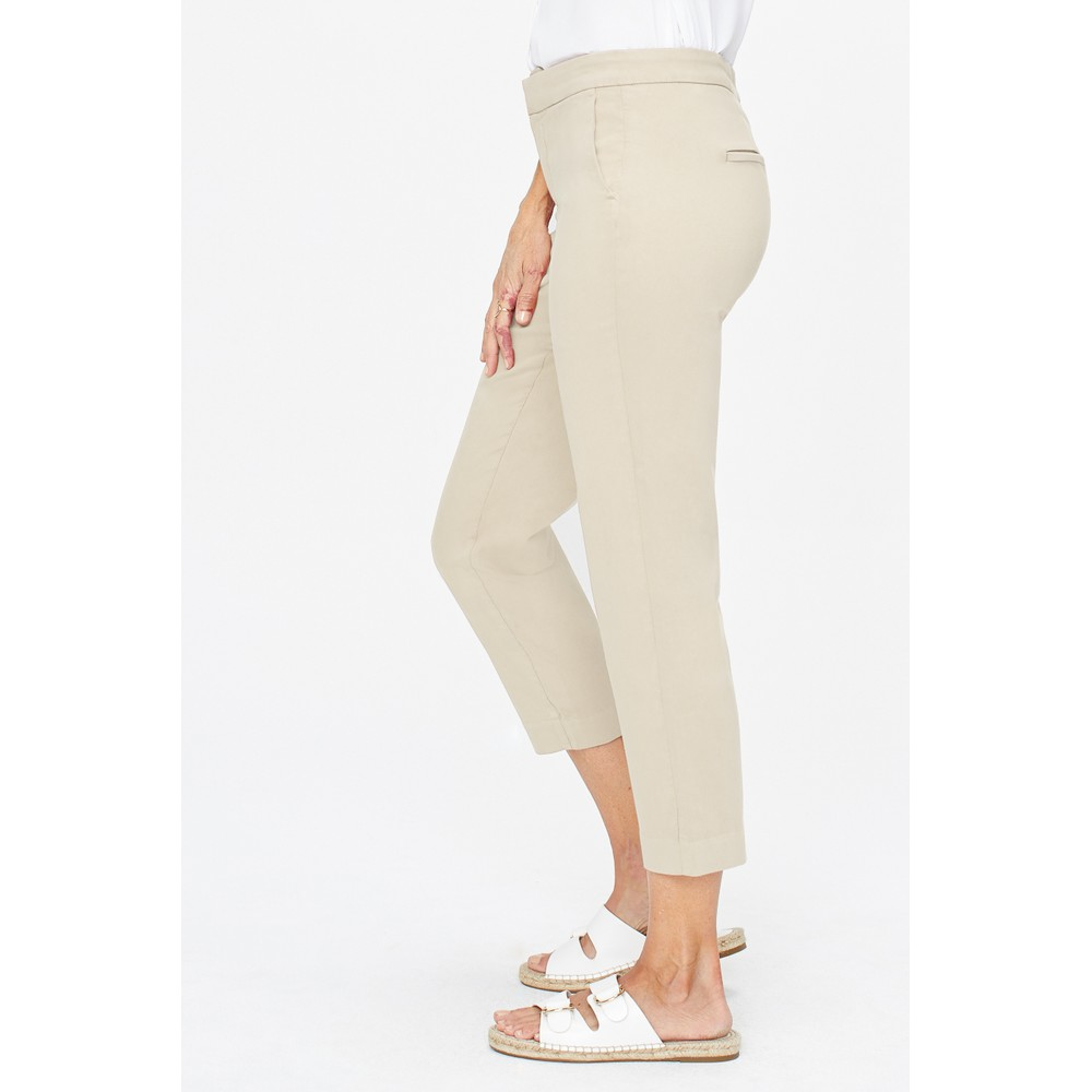 NYDJ Everyday Trouser Straw
