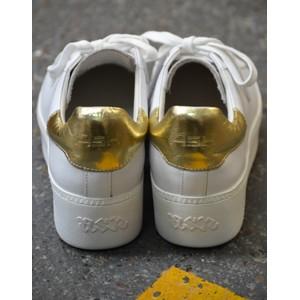 Ash Cult Metallic Trainer White/Gold