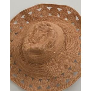 Sisley Fedora Hat Frappe