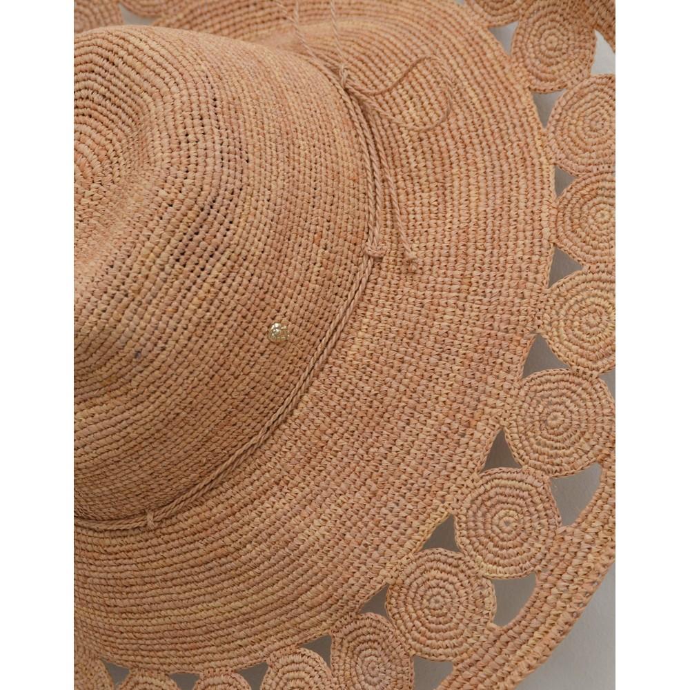 Helen  Kaminski Sisley Fedora Hat Frappe