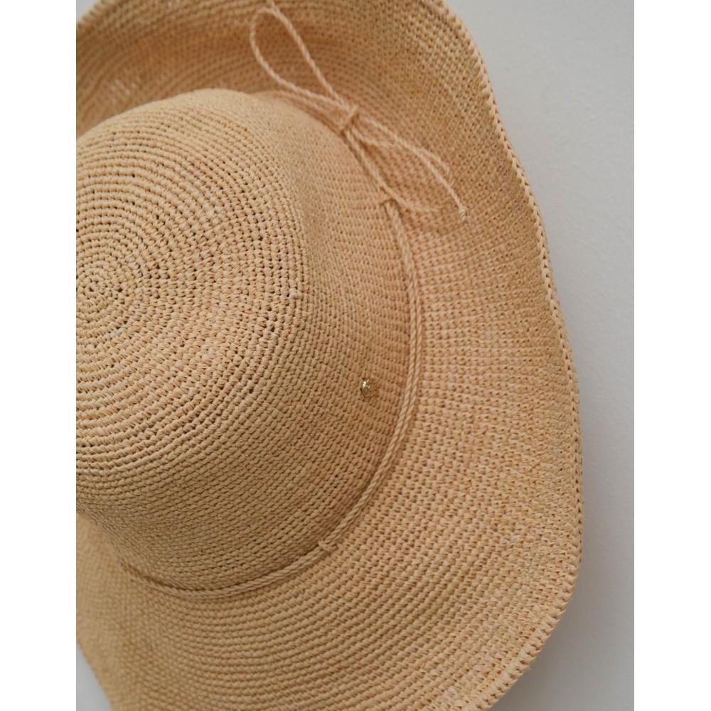 Helen  Kaminski Tahani Hat Natural