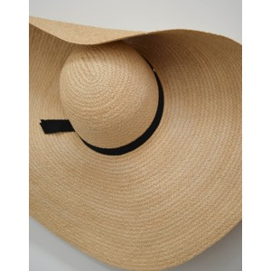Gillen Hat Natural/Black