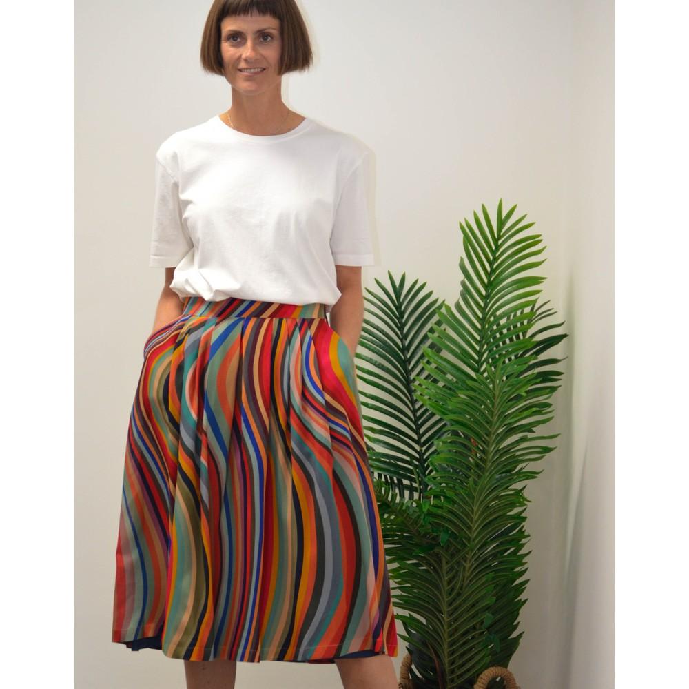 Paul Smith Womens Swirl Paul Smith Skirt Swirl