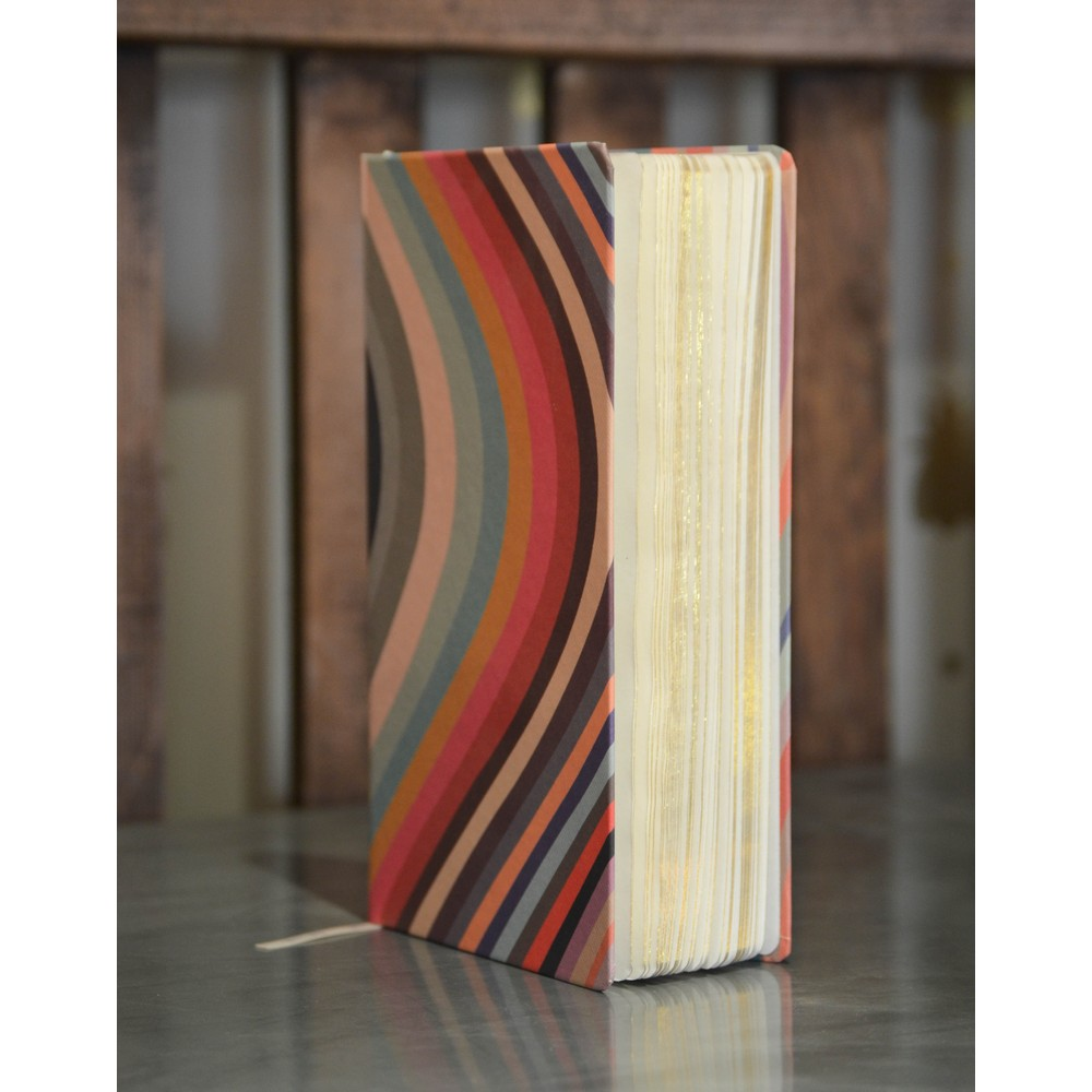 Paul Smith Accessories Swirl NoteBook Swirl