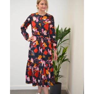 Lollys Laundry Anastacia Floral Dress Black/Multi