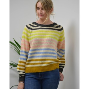 Lana Multi Stripe Jumper Multi