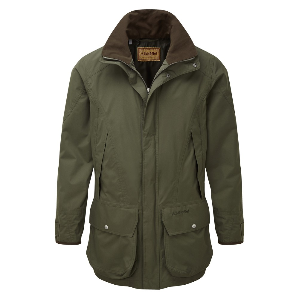 Schoffel Country Ptarmigan Ultralight II Dark Olive