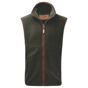 Schoffel Country Oakham Gilet in Moss