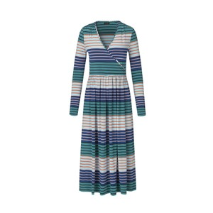 Alina Stripes Long Sleeve Dress Stripes Multi