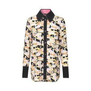 James Swans Blouse Swans Black