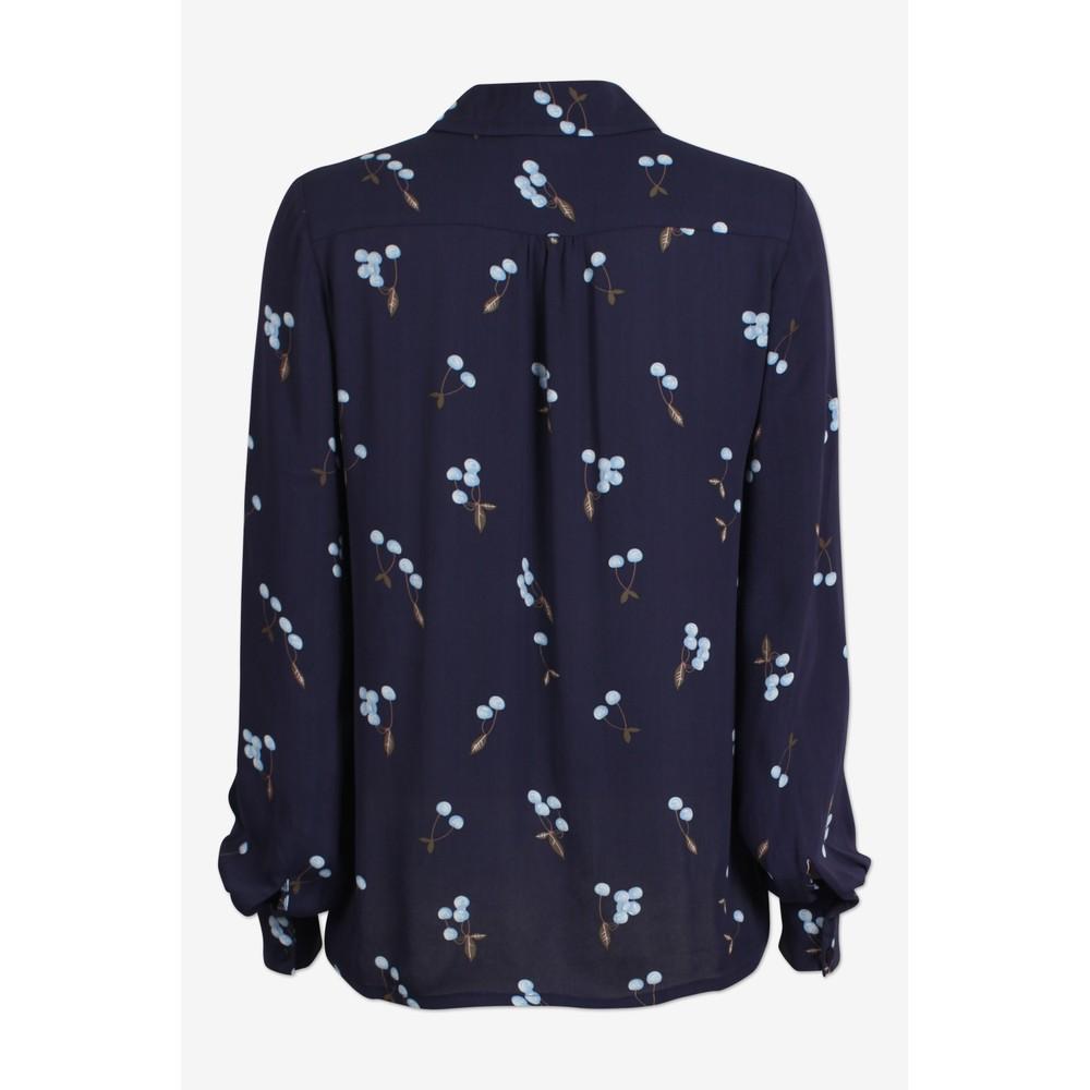 Baum Und Pferdgarten Maiken Shirt Blue Cherry