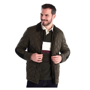 Diggle Quilt Jacket Olive