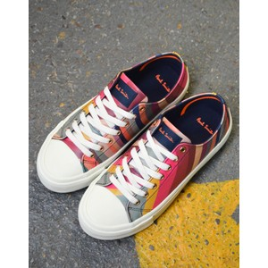 Paul Smith Shoes Nolan Swirl Trainer Multicolour