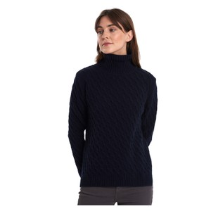 Burne Knit Navy